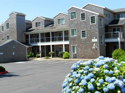 Depoe Bay, Gleneden Beach, Lincoln City, Otter Rock Condo/Townhouse For Sale: 1113 Hwy 101 #6
