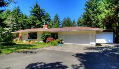 Single Family Home Sold: 9629 SE Cedar St.