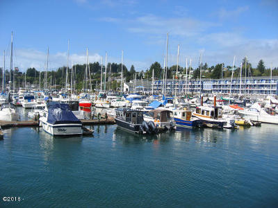Depoe Bay, Gleneden Beach, Lincoln City, Newport, Otter Rock, Seal Rock, South Beach, Tidewater, Toledo, Waldport, Yachats Residential Lots & Land For Sale: 1000 SE Bay Blvd