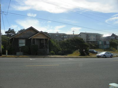 Newport OR Single Family Home Closed: $130,000