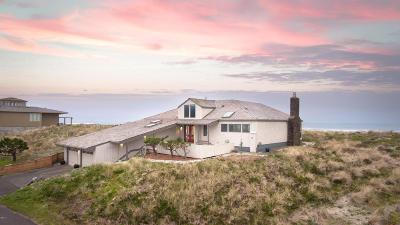 Gleneden Beach Single Family Home For Sale: 363 Salishan Dr