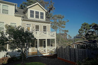 Depoe Bay OR Single Family Home Closed: $345,000