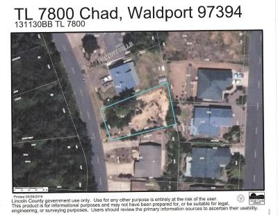 Residential Lots & Land Closed: TL 7800 SW Chad Dr