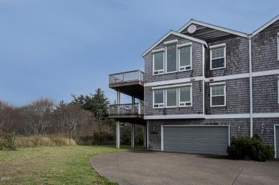 Neskowin Single Family Home For Sale: 44640 Oceanview Court