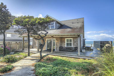 Depoe Bay OR Single Family Home Sold: $949,000