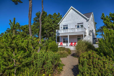Depoe Bay OR Single Family Home Closed: $465,000