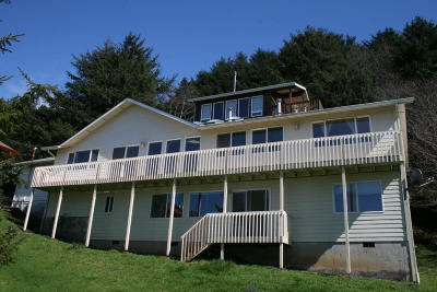 Lincoln City Single Family Home For Sale: 1960 NE 68th St