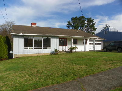 Newport OR Single Family Home Closed: $154,000