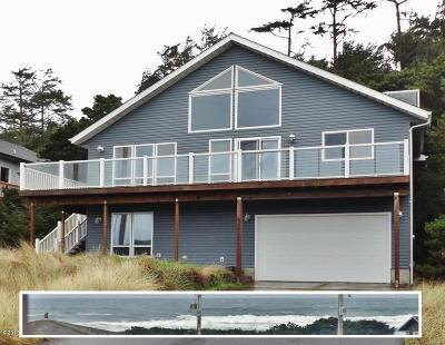 Waldport Single Family Home For Sale: 2001 NW Parker Ave