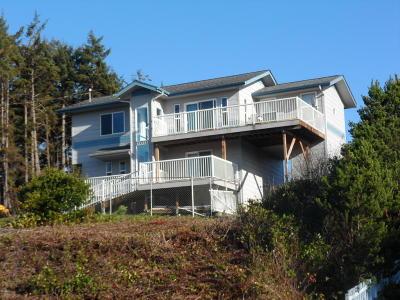Waldport Single Family Home For Sale: 3455 SW Fernwood Ln