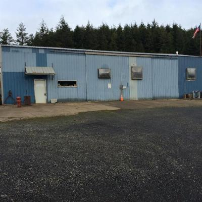 Lincoln City Commercial For Sale: 2817 SE 23rd St
