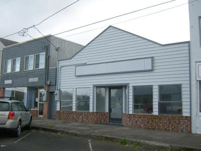 Newport Commercial For Sale: 618 SW Hurbert St