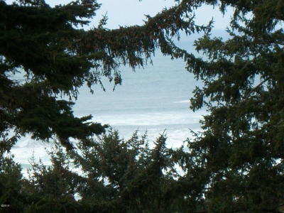 Depoe Bay, Gleneden Beach, Lincoln City, Newport, Otter Rock, Seal Rock, South Beach, Tidewater, Toledo, Waldport, Yachats Residential Lots & Land For Sale: 3604 NW Shore View Dr