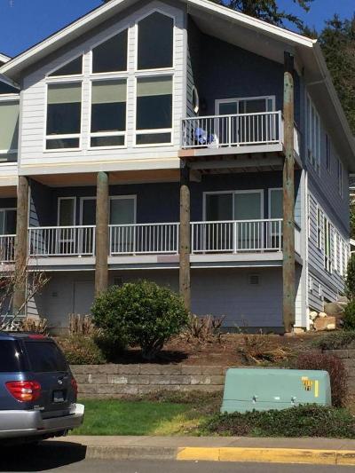 Newport Single Family Home For Sale: 445 SE Bay Blvd