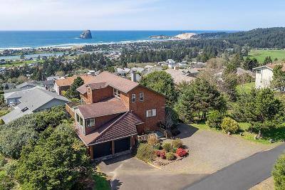 Pacific City Single Family Home For Sale: 35620 Topping Rd