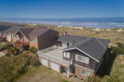 Depoe Bay, Gleneden Beach, Lincoln City, Newport, Otter Rock, Seal Rock, South Beach, Tidewater, Toledo, Waldport, Yachats Single Family Home For Sale: 1310 NW Oceania Dr