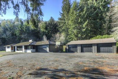 Single Family Home Sold: 11439 Yaquina Bay Rd