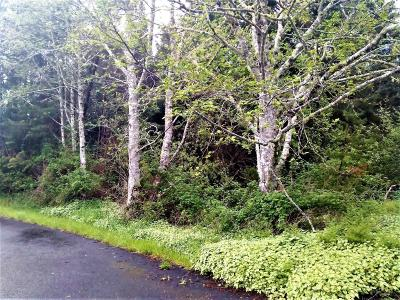Depoe Bay, Gleneden Beach, Lincoln City, Newport, Otter Rock, Seal Rock, South Beach, Tidewater, Toledo, Waldport, Yachats Residential Lots & Land For Sale: 1540 SW Ocean Ct