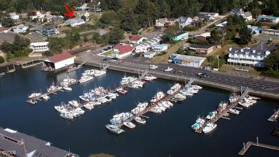 Depoe Bay Single Family Home For Sale: 60 SE Cook Ave