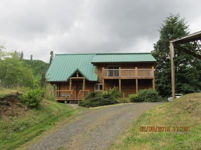 Toledo Single Family Home For Sale: 980 Thornton Creek Rd
