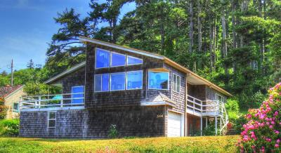 Yachats Single Family Home For Sale: 544 Us-101