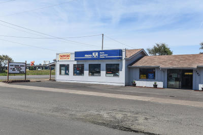 Waldport Commercial For Sale: 280 NW Spring St