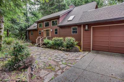 Gleneden Beach Single Family Home For Sale: 571 Fairway Dr