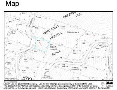 Depoe Bay, Gleneden Beach, Lincoln City, Newport, Otter Rock, Seal Rock, South Beach, Tidewater, Toledo, Waldport, Yachats Residential Lots & Land For Sale: 900 Horizon Hill Rd