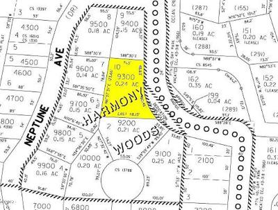 Gleneden Beach Residential Lots & Land For Sale: 7300 Bl Holiday Ave