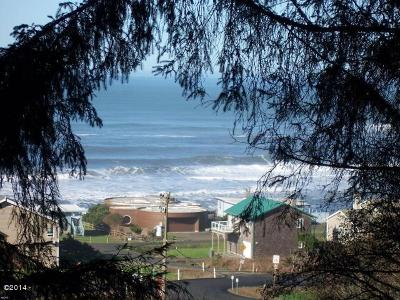 Depoe Bay, Gleneden Beach, Lincoln City, Newport, Otter Rock, Seal Rock, South Beach, Tidewater, Toledo, Waldport, Yachats Residential Lots & Land For Sale: 86 Crestview Dr