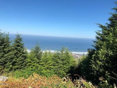 Depoe Bay, Gleneden Beach, Lincoln City, Newport, Otter Rock, Seal Rock, South Beach, Tidewater, Toledo, Waldport, Yachats Residential Lots & Land For Sale: TL#4700 Horizon Hill