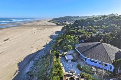 Waldport OR Single Family Home Sold: $489,700