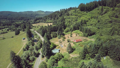 Residential Lots & Land Sold: 6187 Yachats River Rd