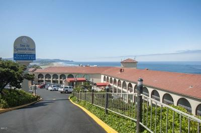 Depoe Bay, Gleneden Beach, Lincoln City, Otter Rock Condo/Townhouse For Sale: 4009 SW Hwy 101 #226