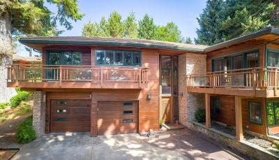 Waldport Single Family Home For Sale: 754 NW Highland Dr