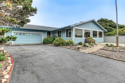Lincoln City Single Family Home For Sale: 5540 El Mundo Ave