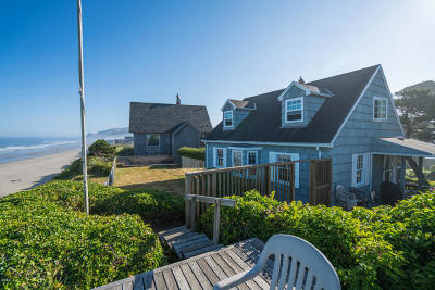 Lincoln City Single Family Home For Sale: 2513 NW Inlet Ave