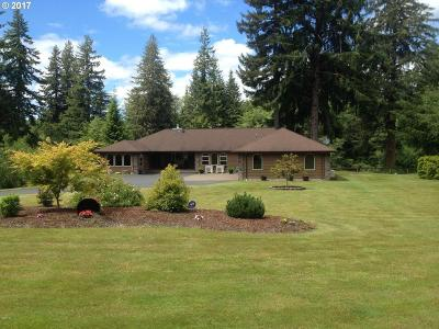 Siletz Single Family Home For Sale: 754 Hamer Rd