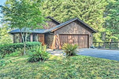 Lincoln City Single Family Home For Sale: 522 Salishan Hills Dr