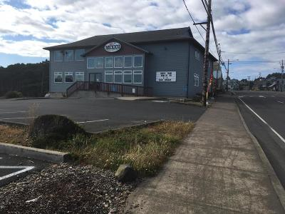Lincoln City Commercial For Sale: 266 SE Hwy 101