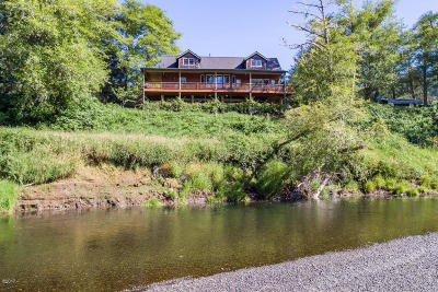 Siletz Single Family Home For Sale: 17020 Siletz Hwy