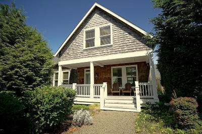Depoe Bay OR Single Family Home Closed: $453,000