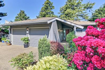 Gleneden Beach Single Family Home For Sale: 446 Summitview Ln.