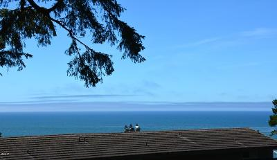 Depoe Bay, Gleneden Beach, Lincoln City, Newport, Otter Rock, Seal Rock, South Beach, Tidewater, Toledo, Waldport, Yachats Condo/Townhouse For Sale: 301 Otter Crest Dr #308-309