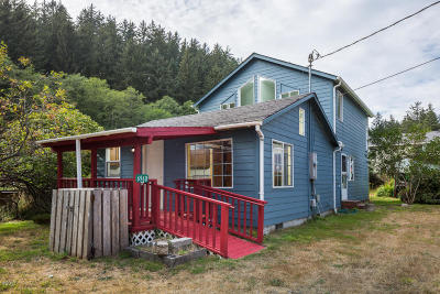 Pacific City Single Family Home For Sale: 6960 Wilehart