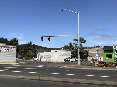 Lincoln City Commercial For Sale: 5028 SE Jetty Ave