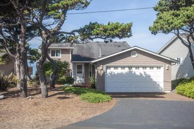 Lincoln City Single Family Home For Sale: 5915 El Mar Ave.