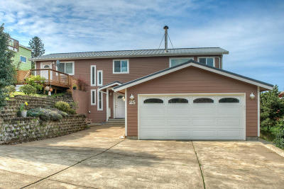 Yachats Single Family Home For Sale: 25 Reeves Circle