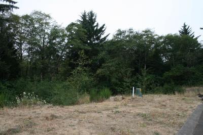 Lincoln City Residential Lots & Land For Sale: Lots 7 & 8 NE Cascara Ct