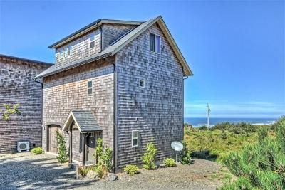 Yachats Single Family Home For Sale: 350 Village Lane